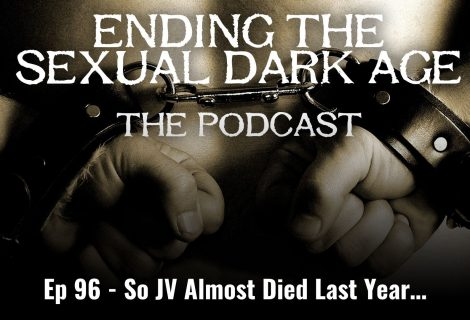 Episode 96 | So JV Almost Died Last Year…